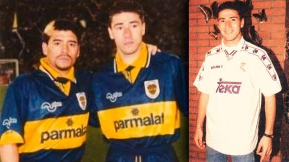 Kily González, el Real Madrid y el BMW de Maradona