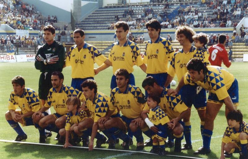 Las Palmas 1996-1997