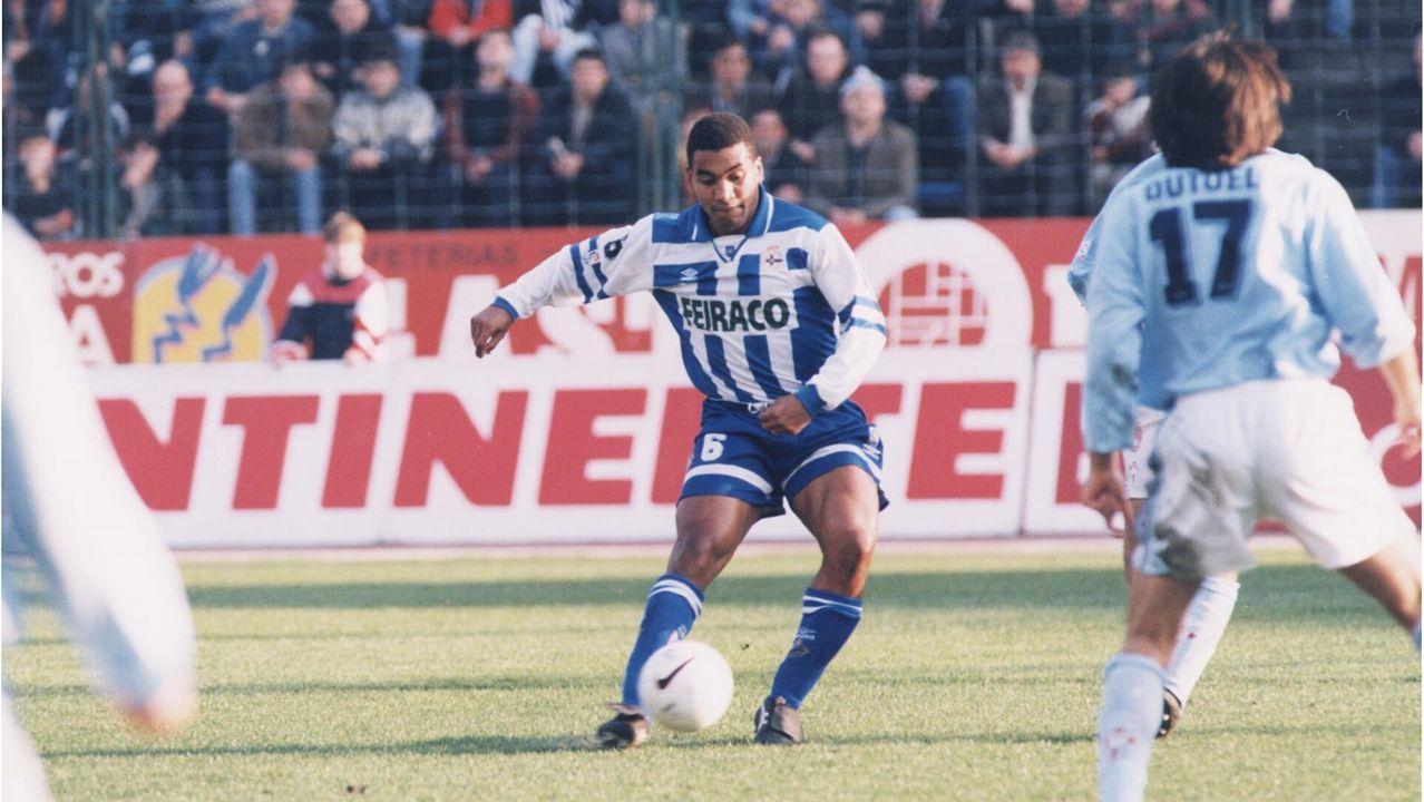 Mauro Silva Deportivo