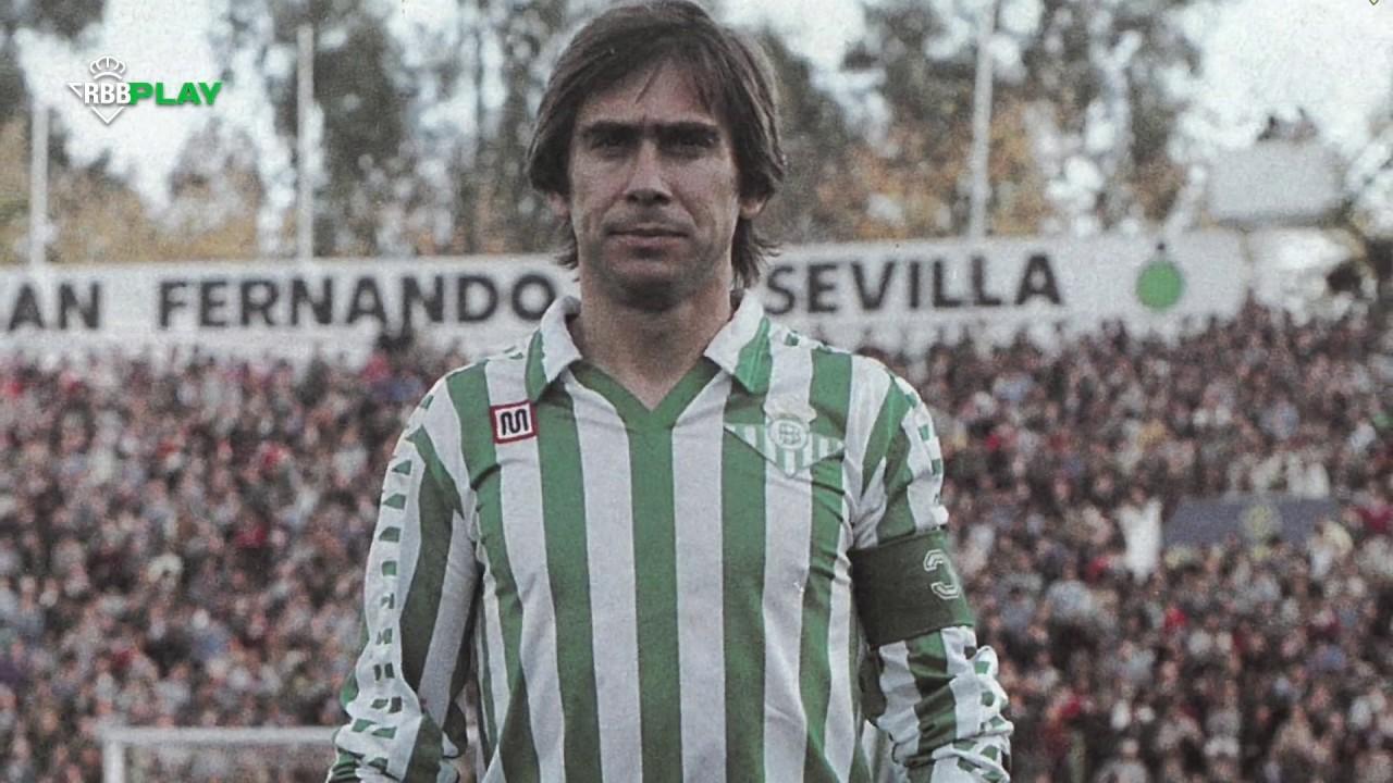 Julio Cardeñosa Real Betis