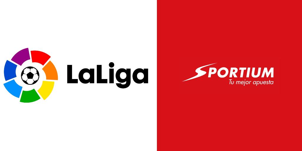 La casa de apuestas oficial de La Liga: Sportium