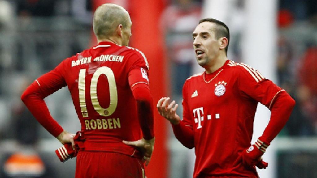 Robben Ribery