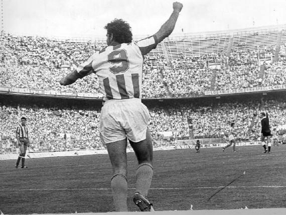 Máximos goleadores de la historia de la Real Sociedad