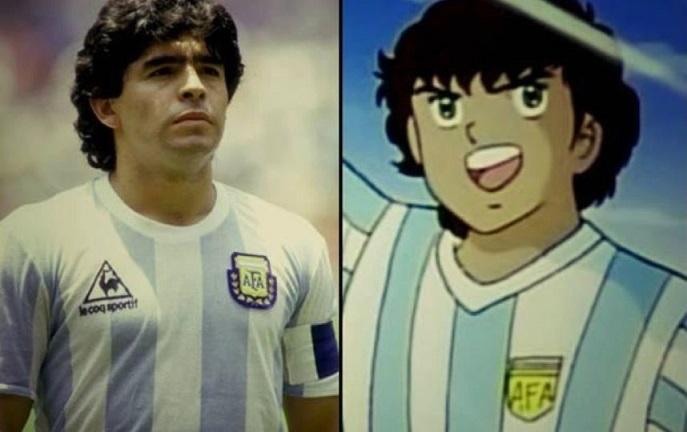 Maradona Oliver y Benji