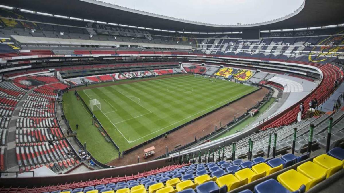 los estadios más grandes