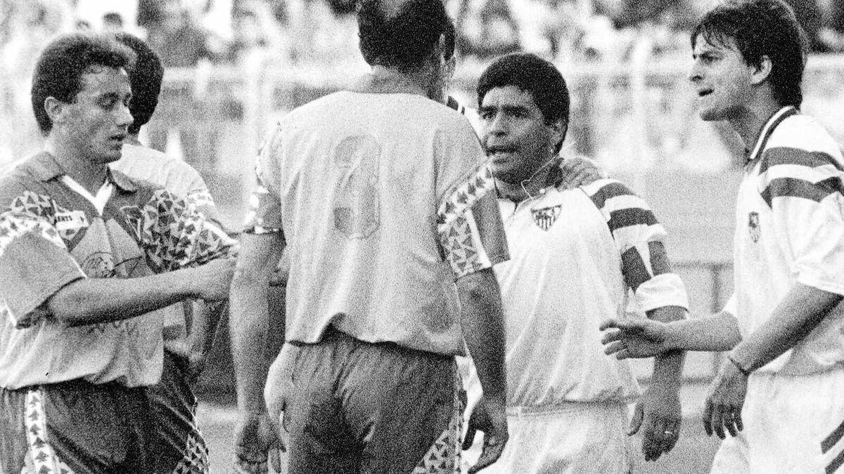 Maradona Sevilla