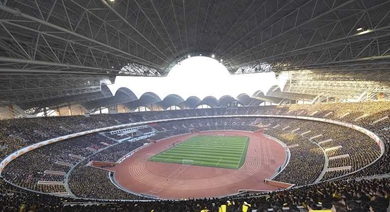 Los 5 estadios más grandes (en cuanto a capacidad) del mundo