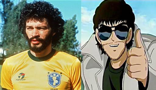 Los personajes de Supercampeones que se inspiraron en futbolistas reales