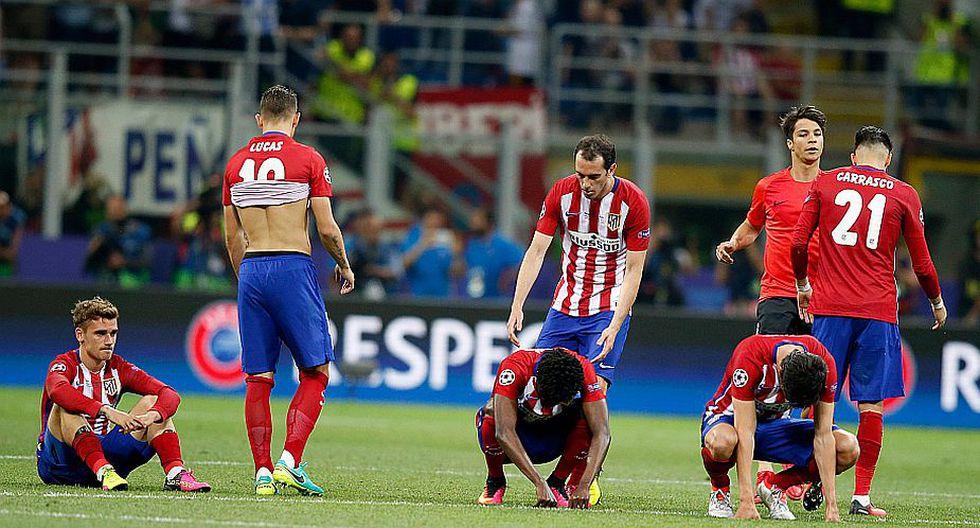 Atlético final Champions