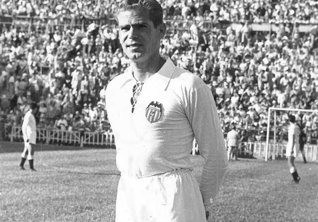 Los 'One Club Men' de la historia del Valencia Club de Fútbol