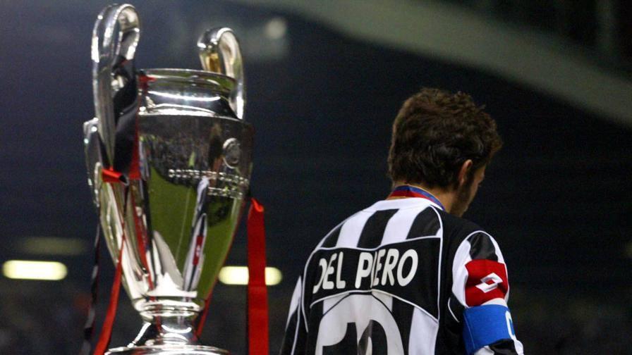 Equipos con más finales perdidas en la historia de la Champions League