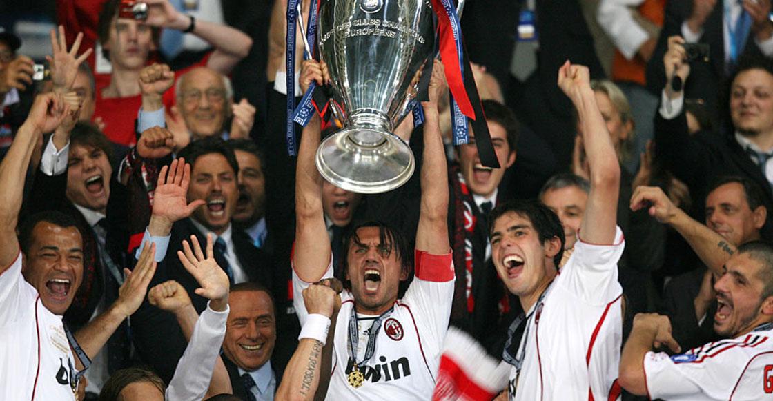 Paolo Maldini Champions