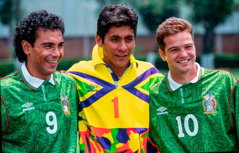 Los mejores futbolistas mexicanos de la historia