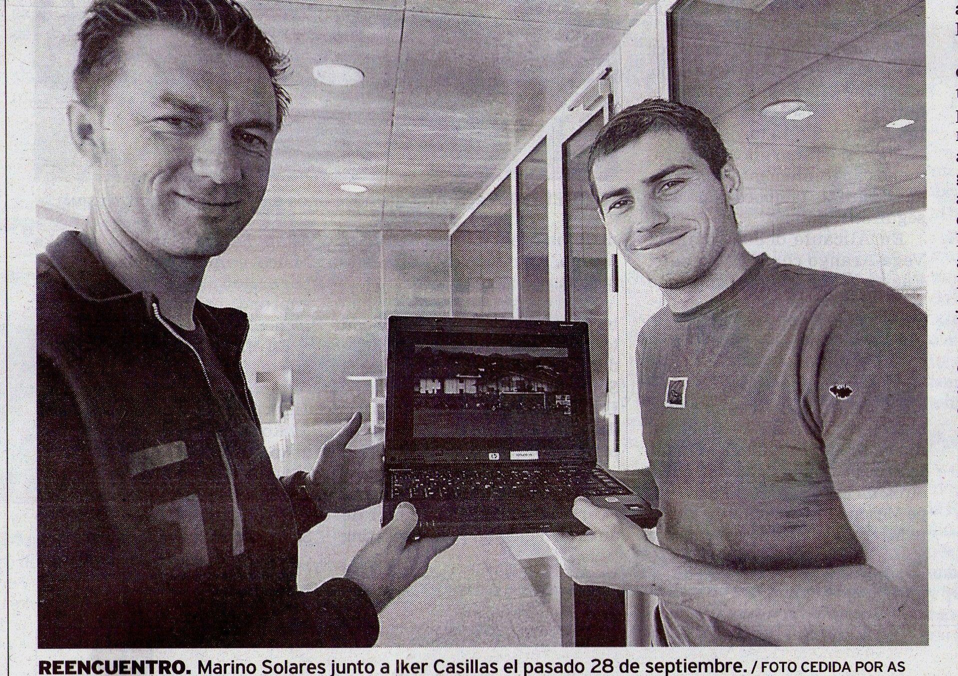 mejor gol Iker Casillas