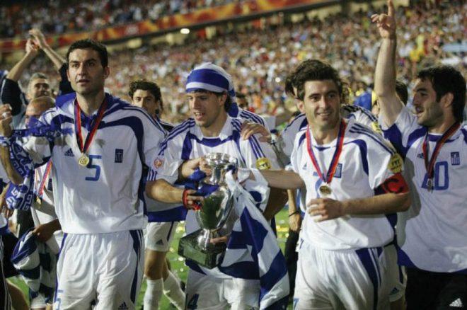 Cuando Grecia sorprendió al mundo del fútbol