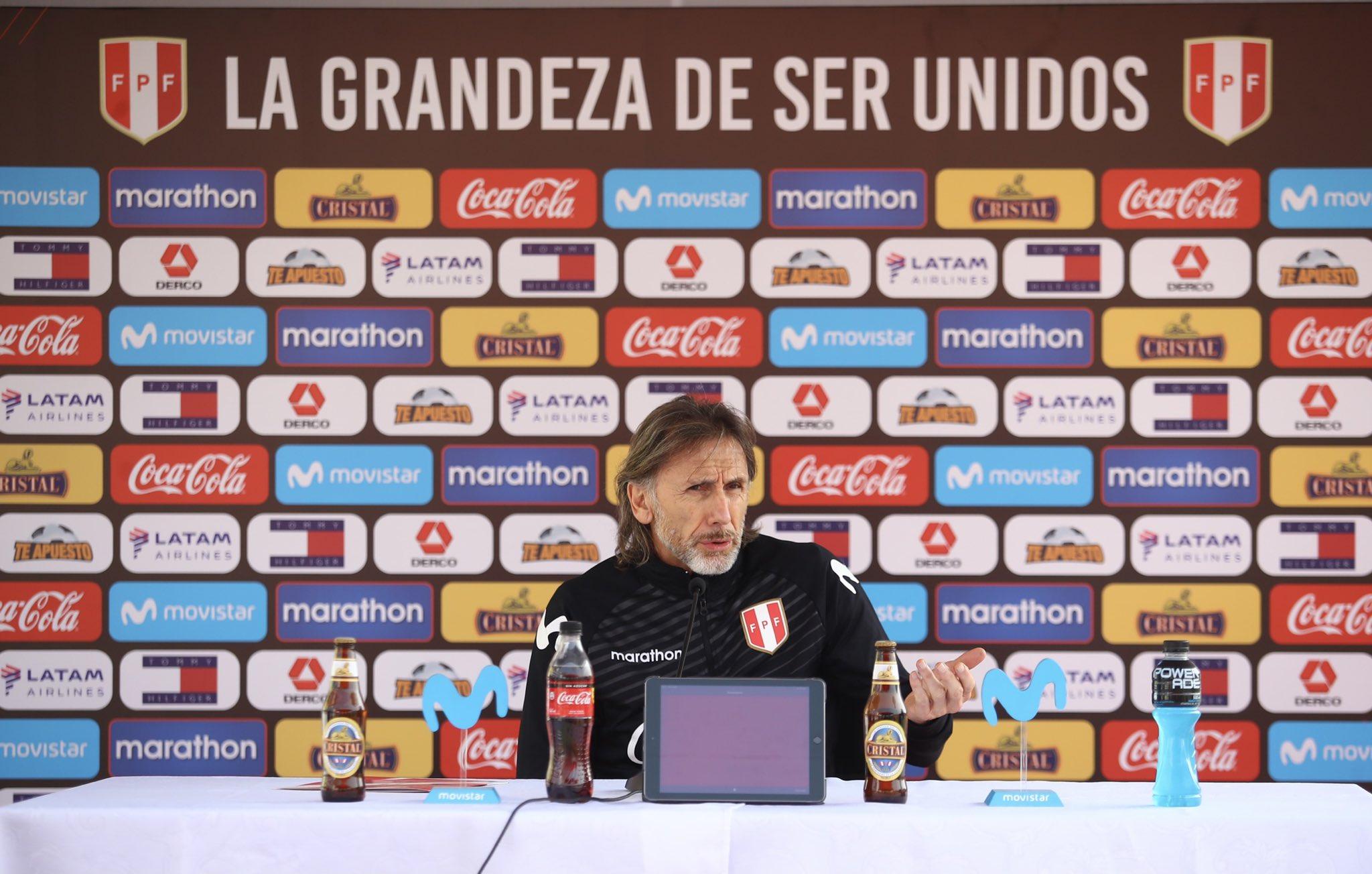 Esta es la lista de convocados por Perú para las Eliminatorias de Qatar 2022