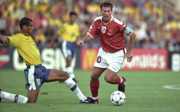 Michael Laudrup, el talento danés