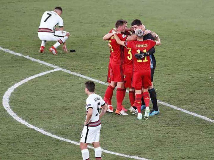 ¿Por qué Bélgica sigue siendo la número 1 del ranking de la FIFA?