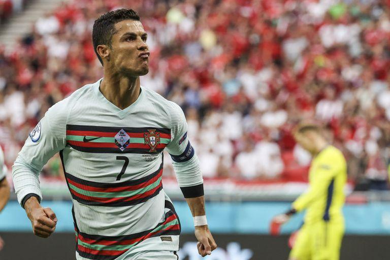 Buffon deja paso a Cristiano Ronaldo