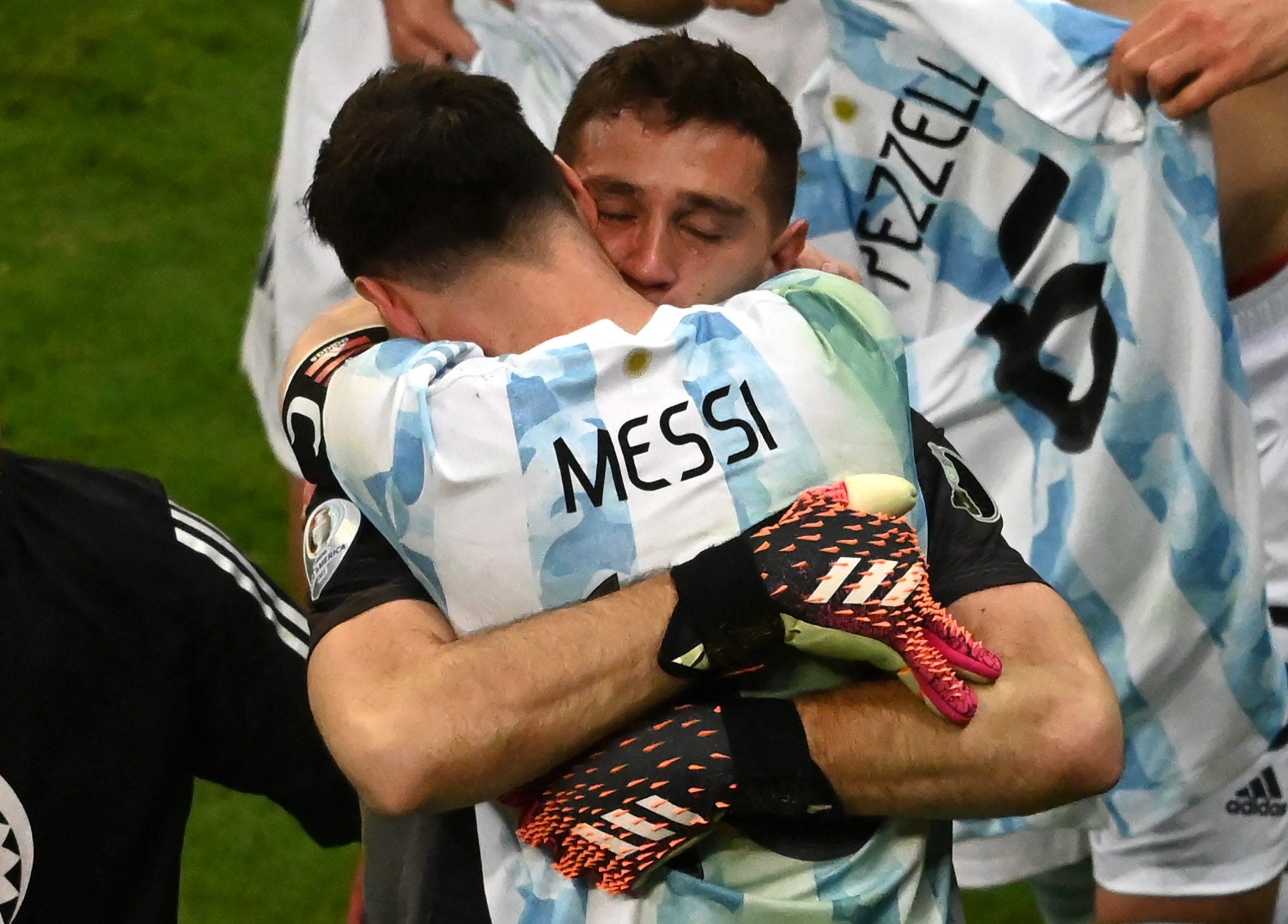 Messi busca lo que no consiguieron ni Maradona ni Pelé