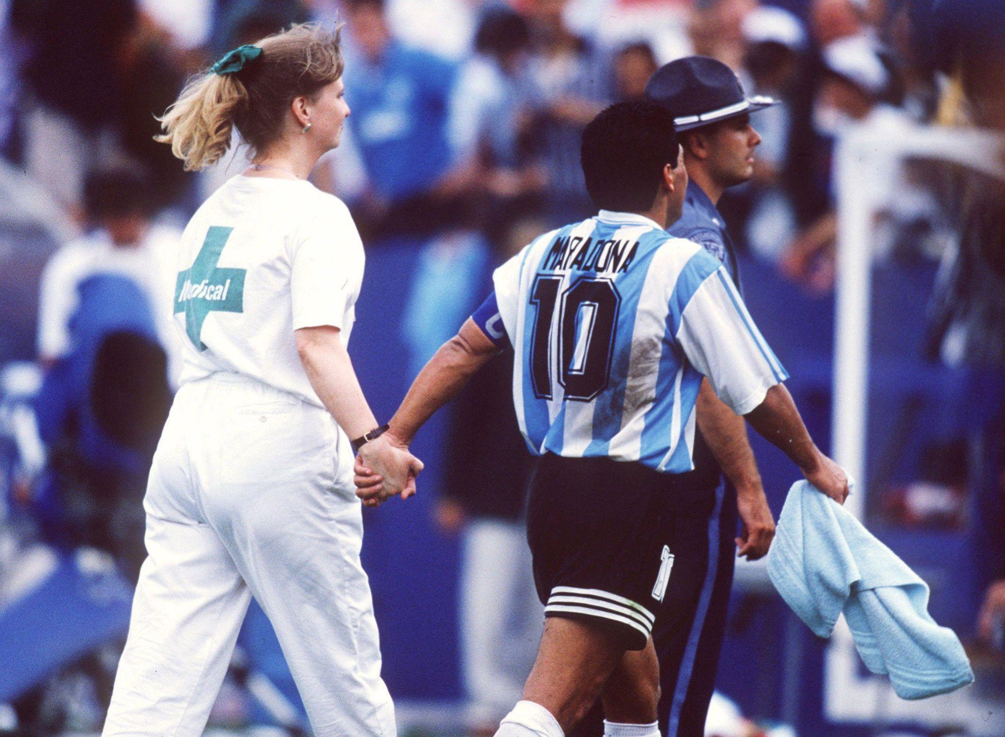 Maradona USA 94