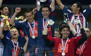 éxitos europeos del PSG