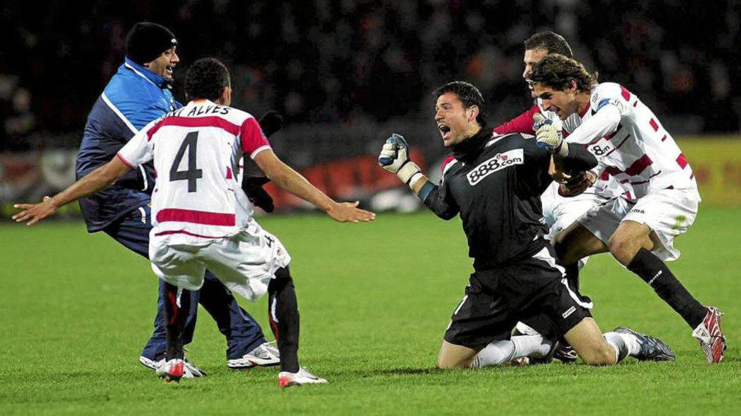 Los mejores porteros de la historia del Sevilla