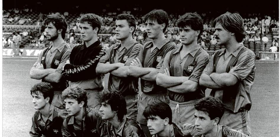 La huelga de futbolistas de los años 80